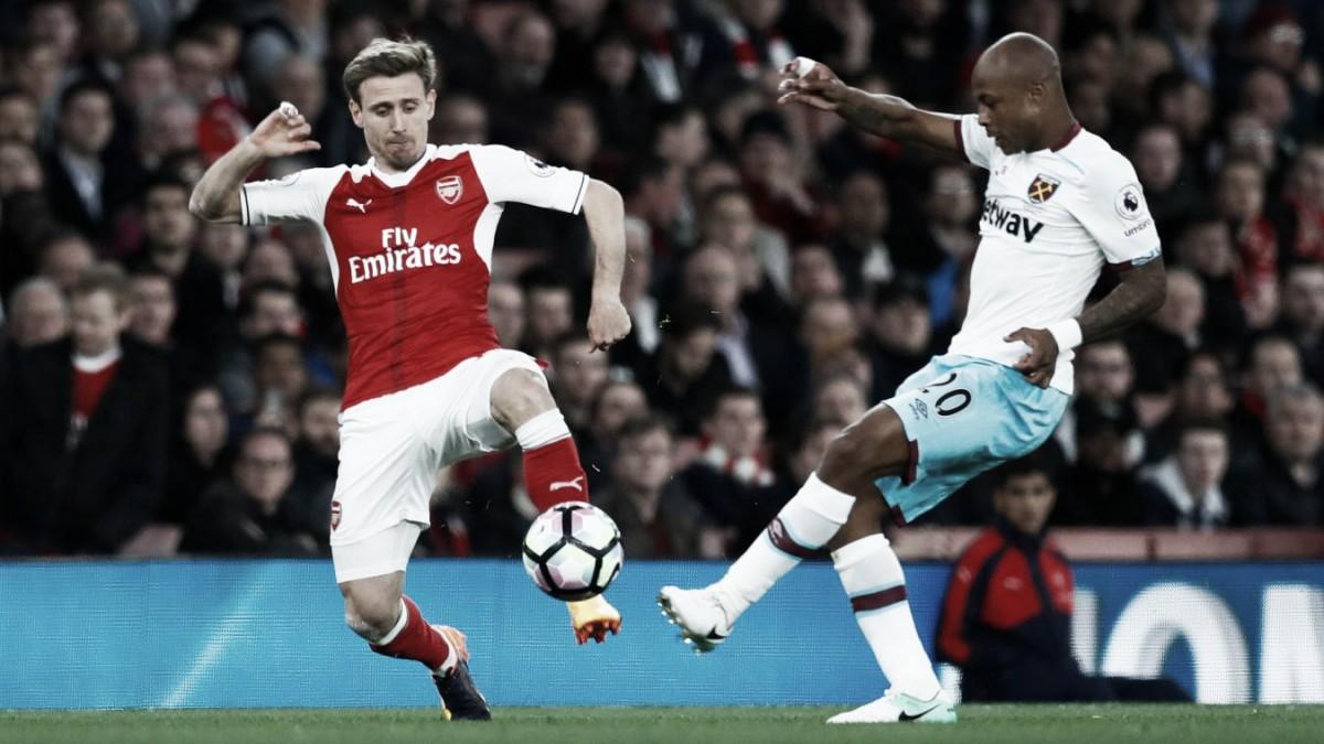 Resumen Arsenal 4-1 West Ham en Premier League 2018
