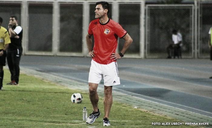 """Ignacio González: """"Siempre trato de ser exigente en los entrenamientos"""""""