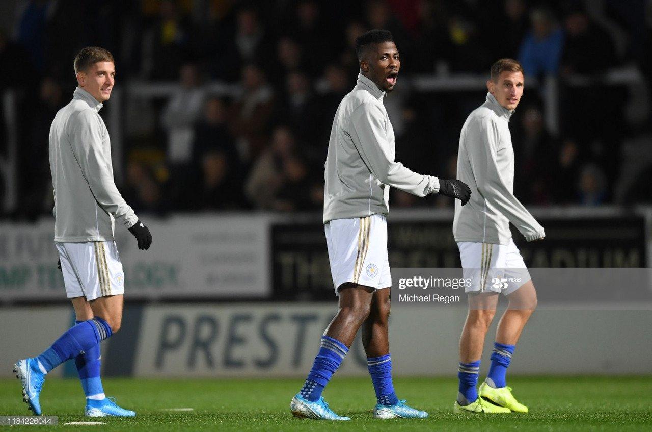 Leicester City 2019/20 Awards (so far): Unsung Hero of the Season