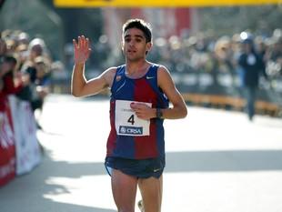 Nacho Cáceres brilla en Rotterdam y se mete en la lucha por los Juegos