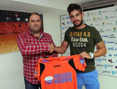 Nacho Pedraza se incorpora al Burela FS