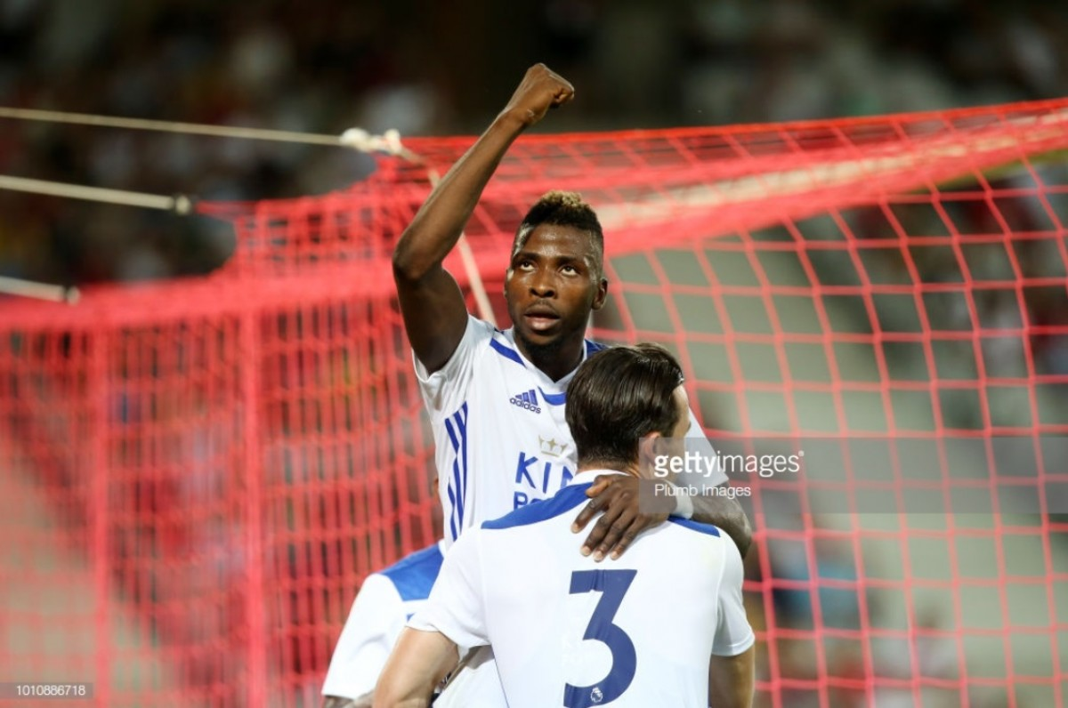 Lille OSC 1-2 Leicester City: Iheanacho double secures victory ahead of Premier League opener