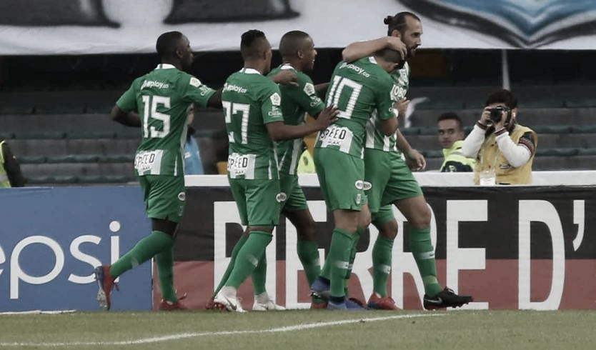 Novedades y convocados para el juego entre Atlético Nacional y Junior
