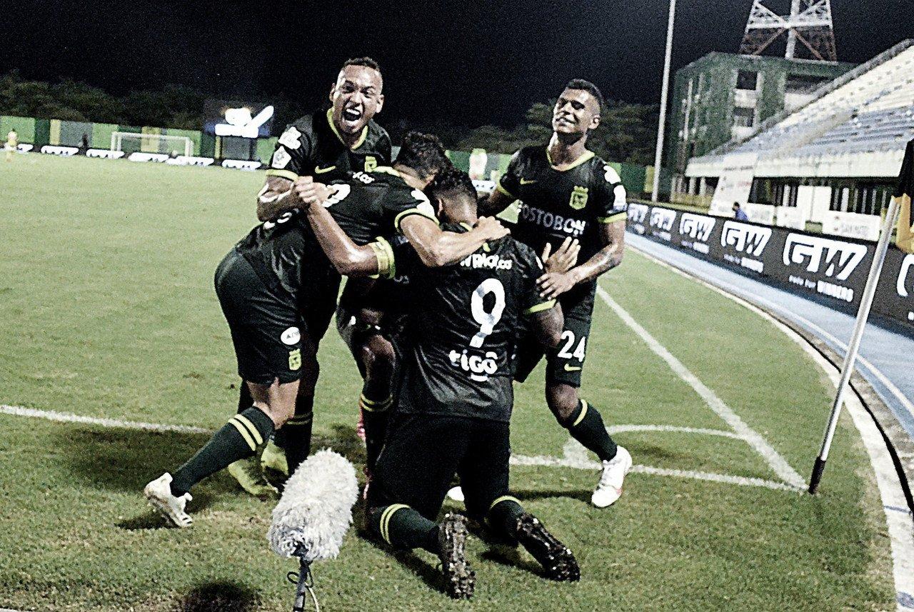Puntuaciones de Atlético Nacional tras su victoria frente a Alianza Petrolera