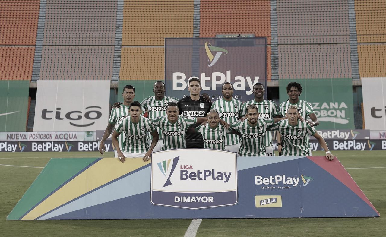 Puntuaciones en el debut victorioso de Nacional en 2021