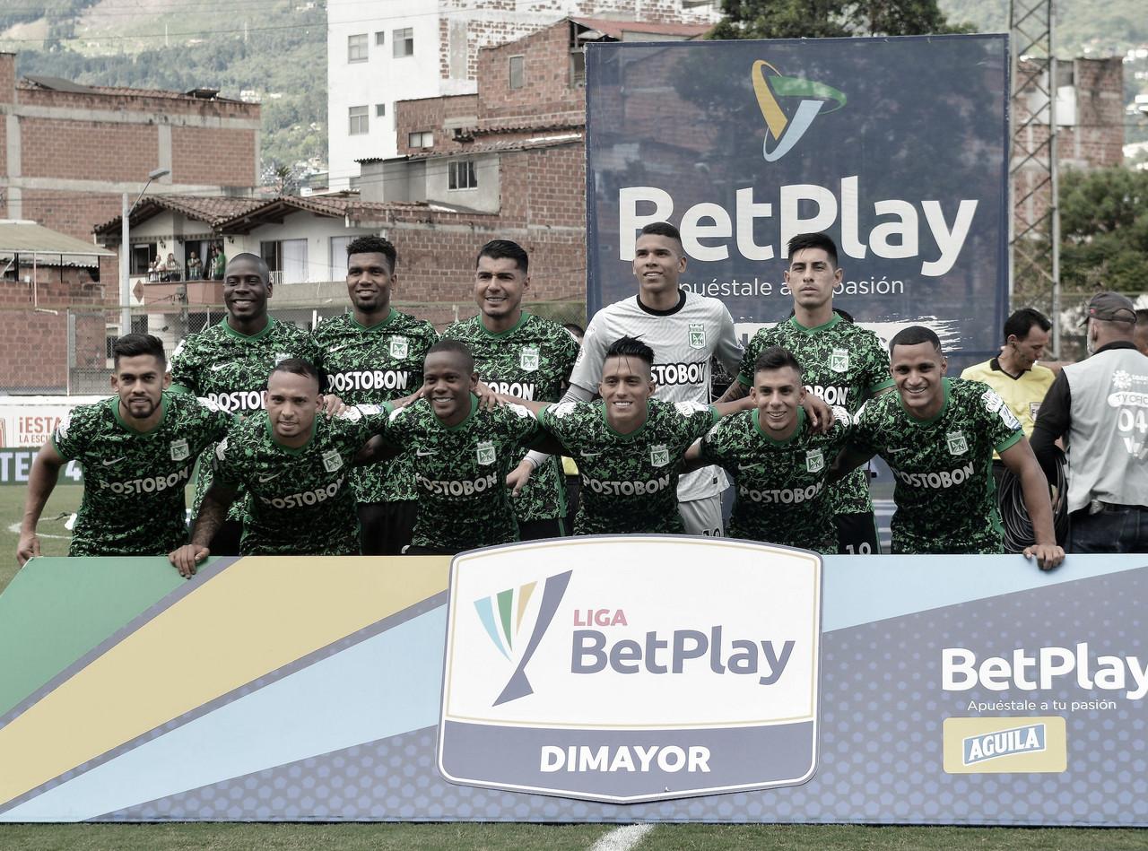 Puntuaciones de Atlético Nacional en su debut por Liga ante Envigado