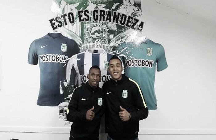 Andrés Ibargüen y Daniel Londoño ya son  'verdolagas'