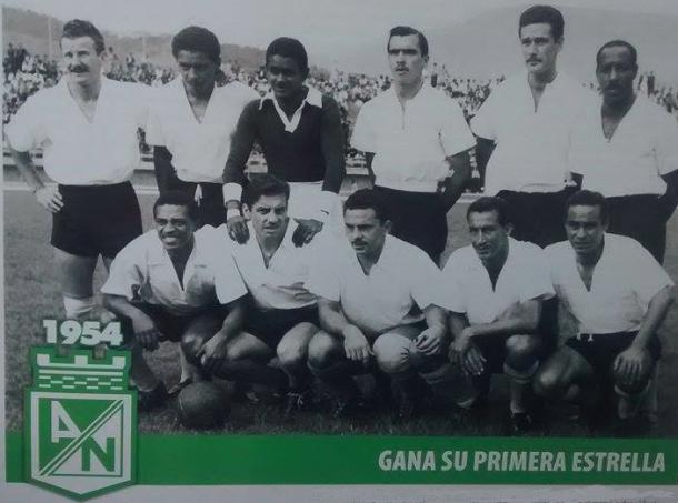 Atlético Nacional, más de medio siglo de campeonatos