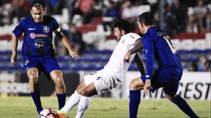 Resultado Zulia FC vs Club Nacional por Copa Libertadores (0-0)