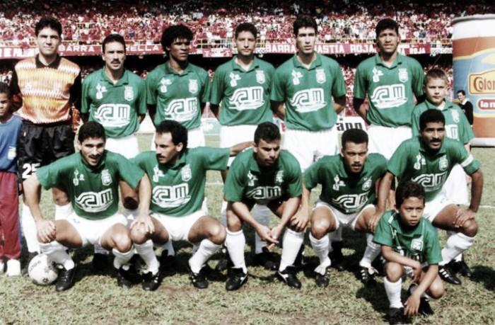 Atlético Nacional le sienta bien los rivales peruanos