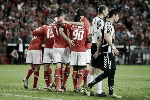 Benfica procura manter conforto