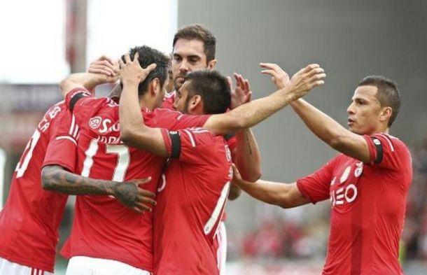 Benfica Nacional Resumo: Resumo Da Jornada: Benfica Mais Líder Vê Rivais Afastarem