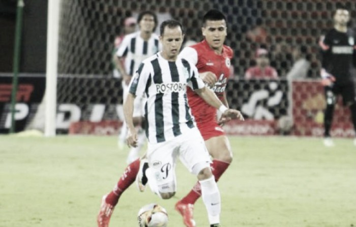 Nacional recibe al Cortulua en Medellin