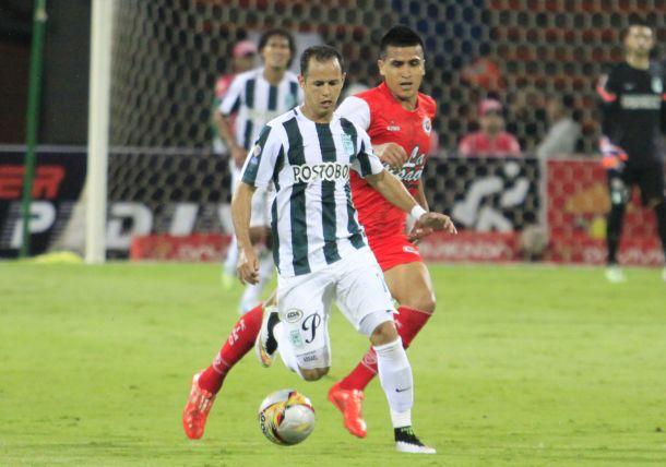 Resultado Cortuluá - Atlético Nacional en la Liga Águila 2015 (0-0)