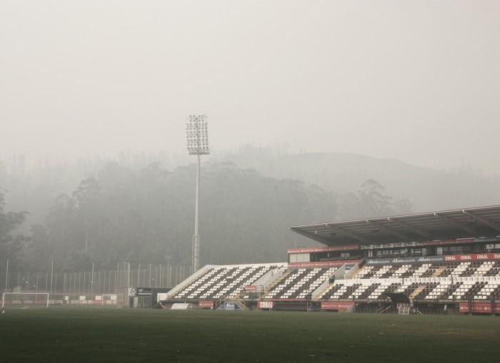 Los incendios en Madeira aplazan el Nacional-Desportivo Chaves