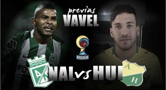 Previa Atlético Nacional vs Atlético Huila: los 'verdes' quieren asaltar la punta
