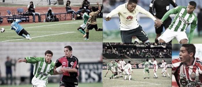 Nacional ante equipos mexicanos: Historia agridulce