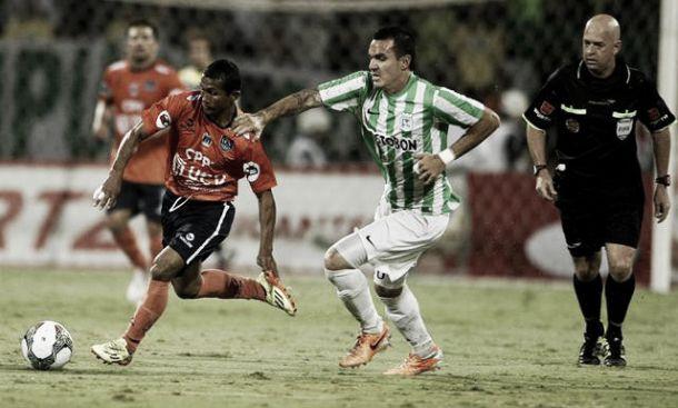 César Vallejo - Atlético Nacional: una batalla por ser semifinalista