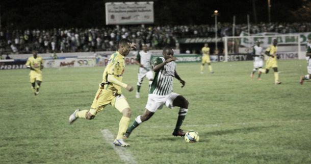 Atlético Nacional -  Atlético Huila, el verde quiere pegar primero