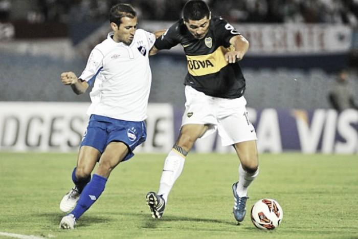 El parejo historial entre Boca y Nacional