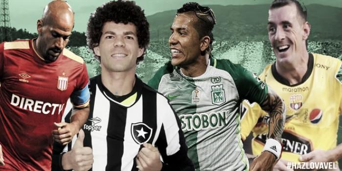 Análisis del Grupo 1 Copa Libertadores 2017