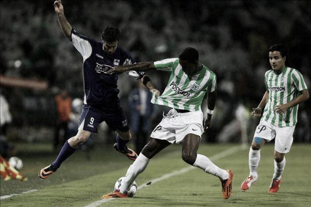Defensor Sporting dio la campanada en Colombia