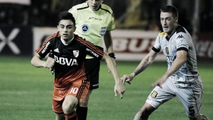 Resultado Olimpo 0-1 River Plate en el Torneo de Transición 2016