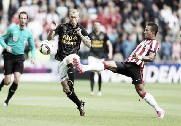 Resultado NAC Breda vs PSV (0-2)