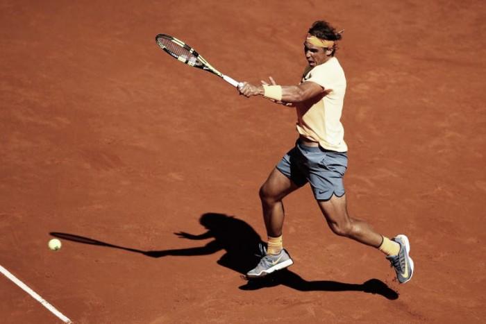 Absoluto no saibro, Nadal derrota Querrey na terceira rodada do Masters 1000 de Madrid