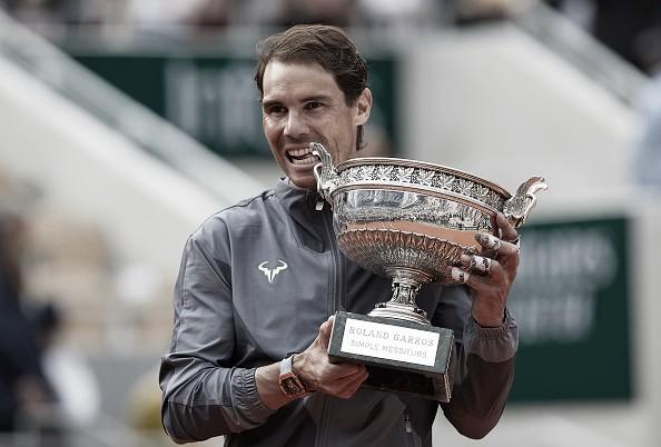 Actualización ránking ATP 10 de junio de 2019: Nadal mantiene la segunda plaza