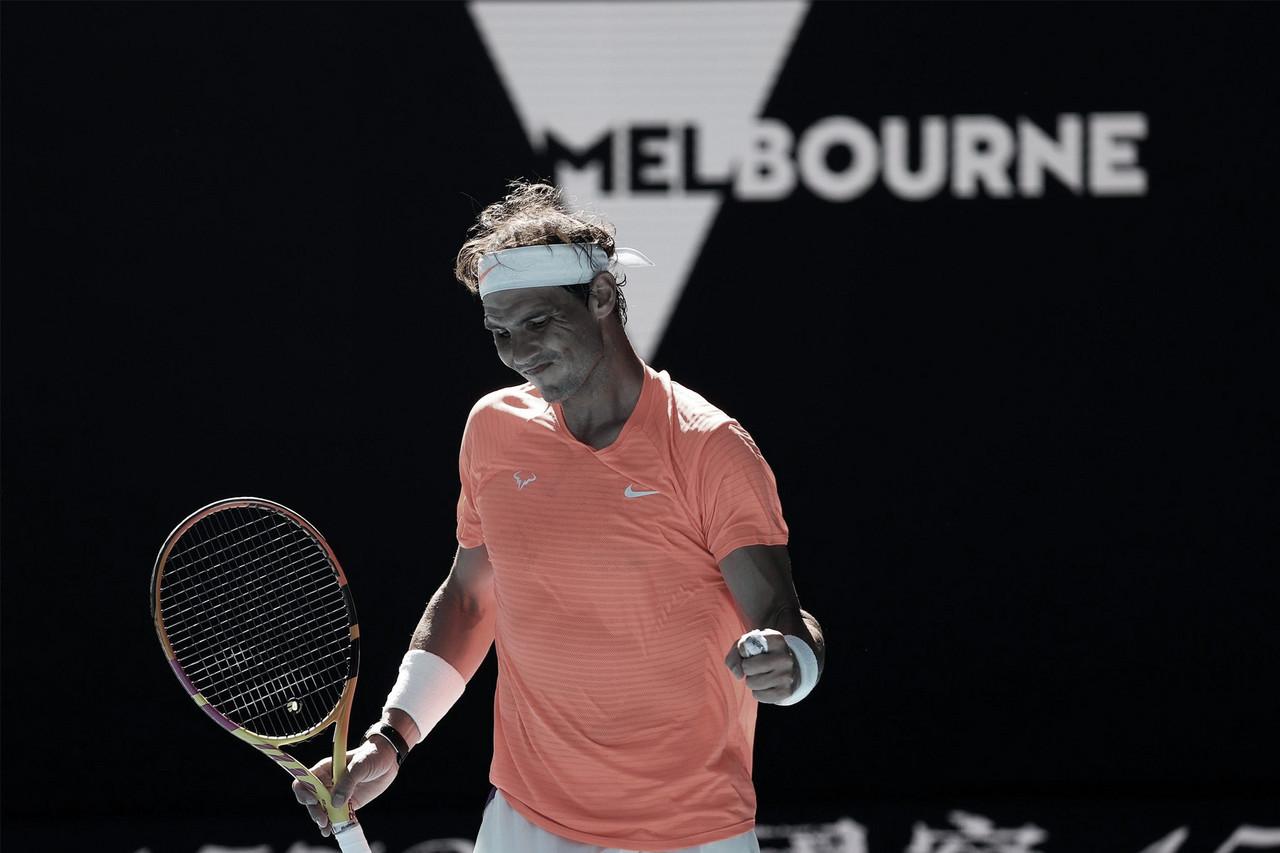 Nadal debuta con victoria en Australia