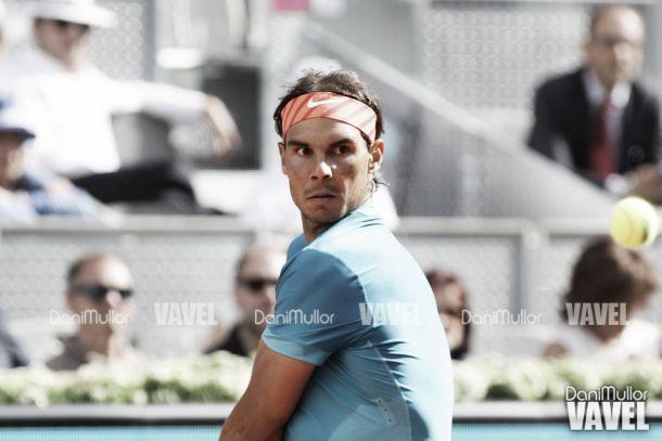 """Rafael Nadal: """"He jugado un partido muy correcto, he hecho lo que quería hacer"""""""