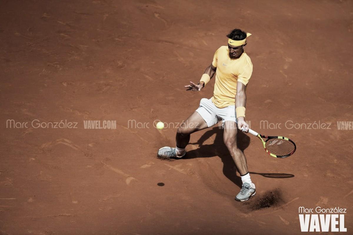 ATP Roma, il programma maschile di giovedì