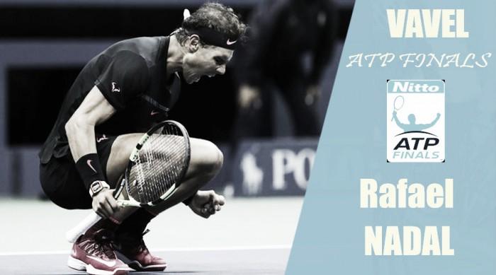 ATP Finals 2017. Rafael Nadal: a completar su historia