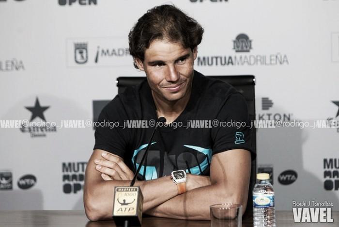 """Rafael Nadal: """"Tengo grandes esperanzas para Montecarlo"""""""