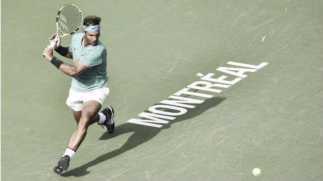 Rafael Nadal se bajó de Cincinnati
