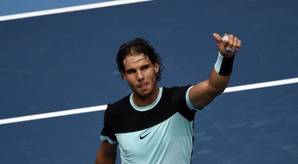 ATP Shanghai 2015, Nadal vince e convince contro Raonic