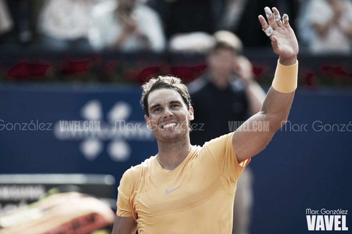 Rogers Cup, Toronto: Nadal guida il tabellone