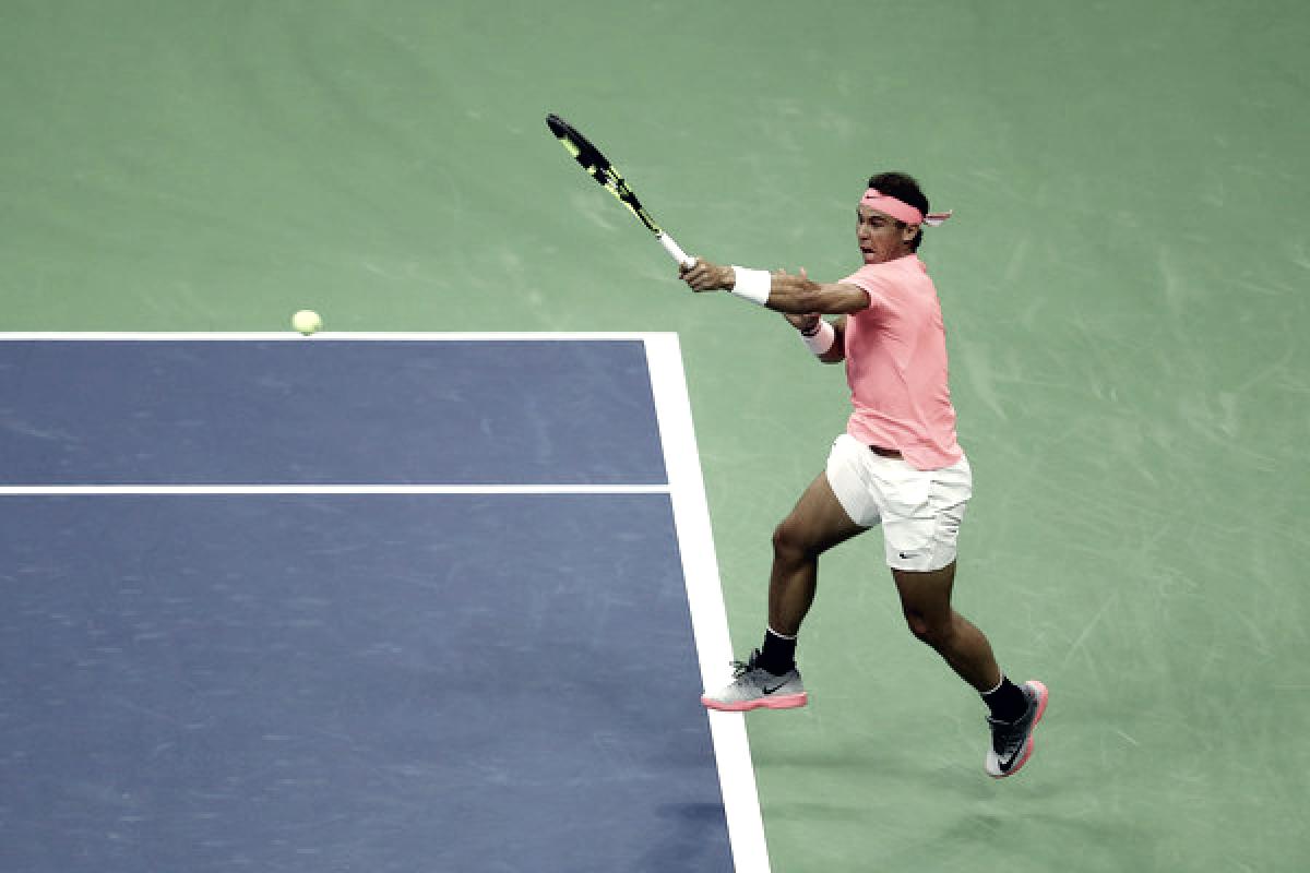Nadal elimina a Wawrinka con otra estupenda actuación