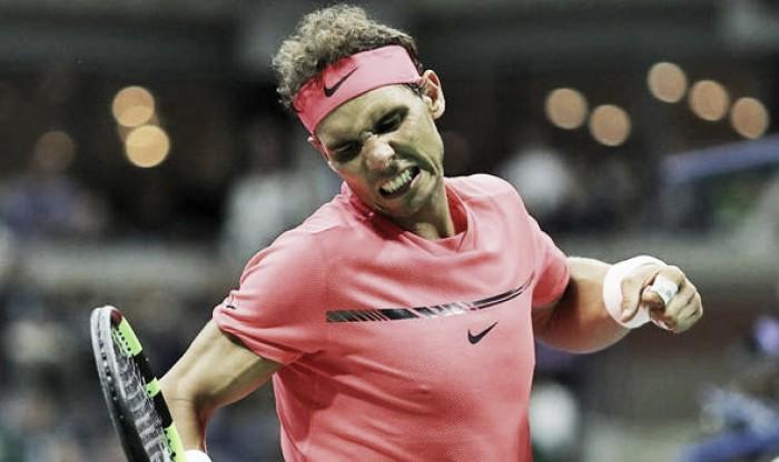 Nadal derrota Rublev e está na semifinal do US Open