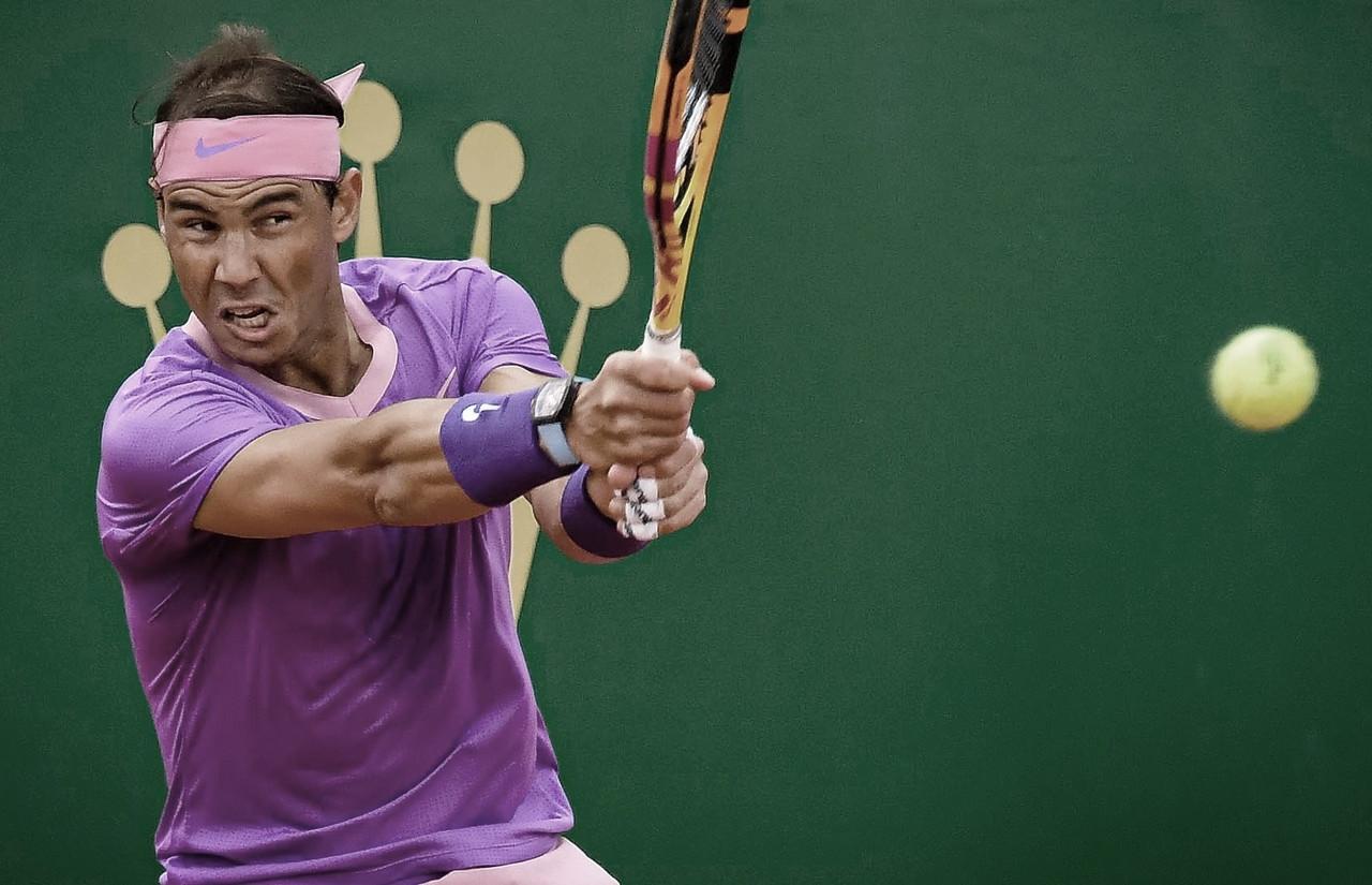 Arranca el ATP 500 de Barcelona, con Nadal a la cabeza