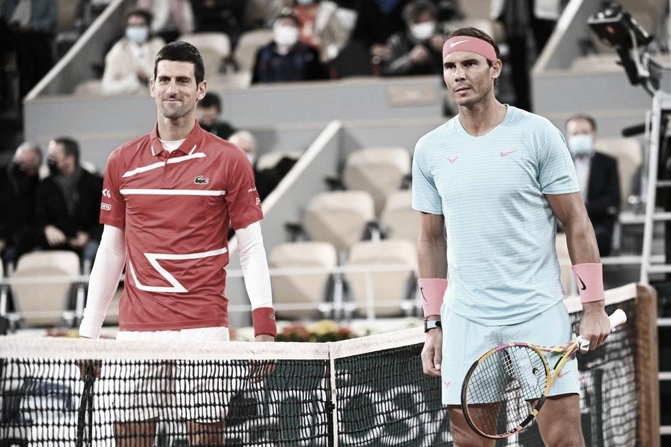 Ambos tenistas disputarán una exhibición el 29 de enero. Foto: El Comercio