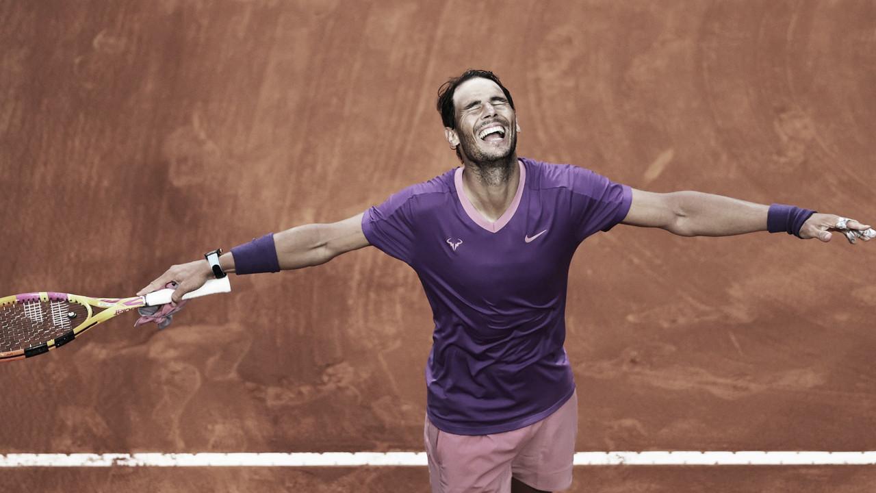 Nadal derrota Djokovic e conquista Masters 1000 de Roma pela décima vez