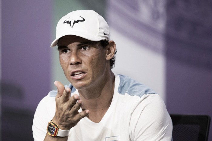 "Rafael Nadal: ""My motivation is always high in all of the events I play"""