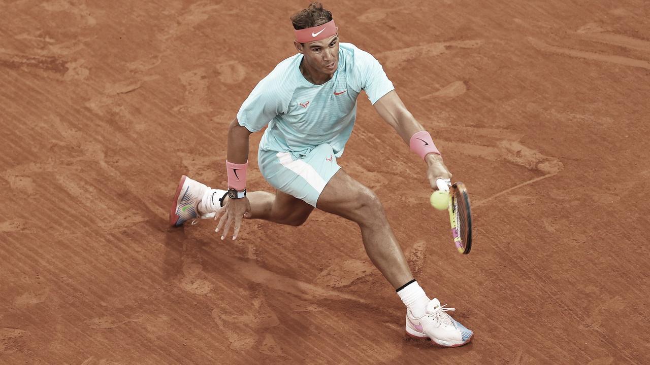 Em busca do 13º título em Roland Garros, Nadal estreia com vitória tranquila sobre Gerasimov