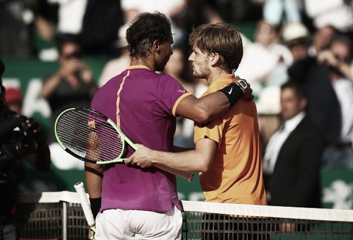 ATP Madrid quarterfinal preview: Rafael Nadal vs David Goffin