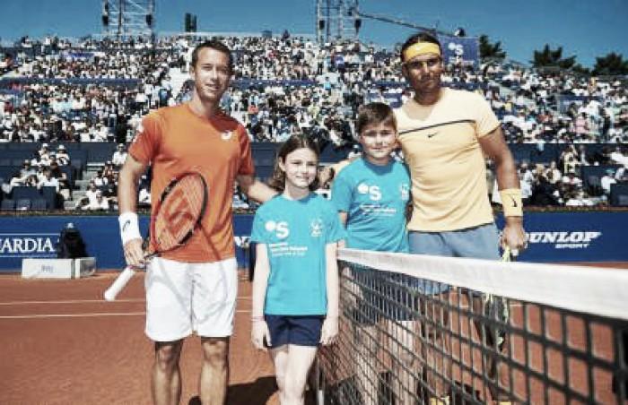 ATP Rome second round preview: Rafael Nadal - Philipp Kohlschreiber