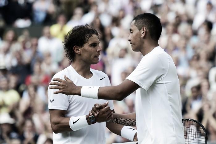ATP Rome third round preview: Rafael Nadal - Nick Kyrgios