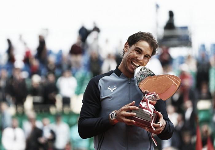 Após conquistar Monte Carlo, Nadal volta a ser favorito em Roland Garros?