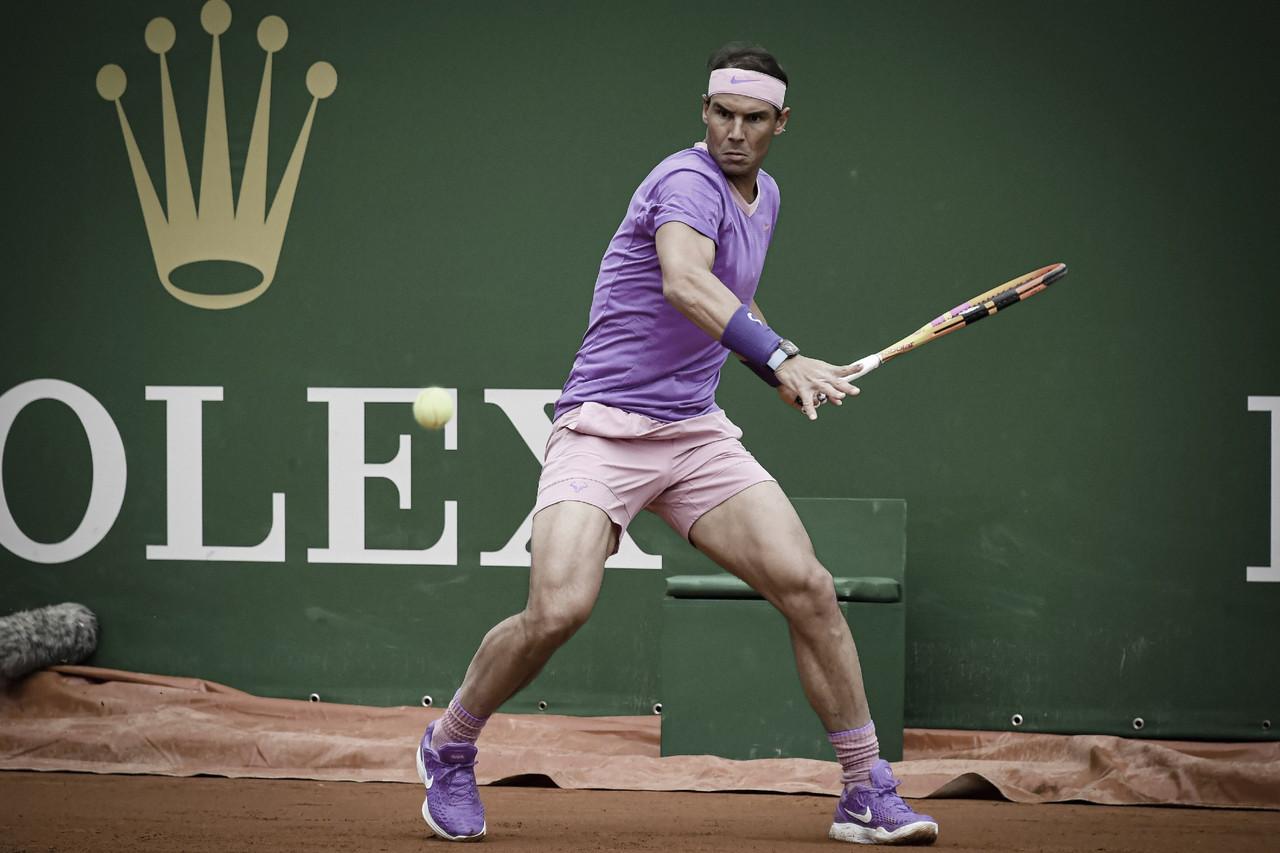 Estreando na temporada de saibro, Nadal passa fácil por Delbonis em Monte Carlo